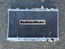 ALUMINUM RADIATOR FOR 1994-2001 ACURA INTEGRA 1995 1996 1997 1.8L L4 2ROW  AT