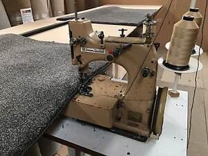 Carpet Whipping Edging Binding / Carpet Into Rugs / Mats  Warrington Cheshire