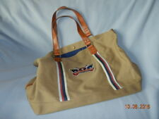 Disney~Cruise Line~Canvas~Tote Bag