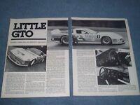 Protofab Morrison Racing 1987 Mobile 1 IMSA GTO Corvette Vintage Info Article