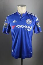 Chelsea London Trikot Gr. S #10 Hazard 2015-16 Jersey Adidas