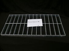 Galvanised Gal Steel Drain Stormwater Grate New 300x600x25mm  Grate only
