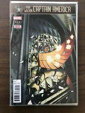 SAM WILSON CAPTAIN AMERICA #23 NM Marvel Comics COMBINED GEMINI