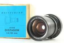 """""""EXC+4""""  Hasselblad Carl Zeiss Distagon 50mm f/4 C For 500CM from Japan #301"""