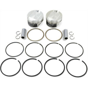 "Wiseco Piston Kit +0.010"" - 1200 Sportster 