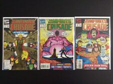 3 Issue Lot - Infinity Crusade Limited Series 1 3 4 X-Men Avengers