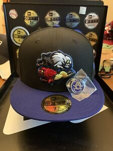 The Clink Room All My Relations Exclusive 59Fifty Fitted Hat Size 7-1/2 Black UV