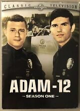 Adam-12 The Complete First Season 1 One DVD 2-Disc Set
