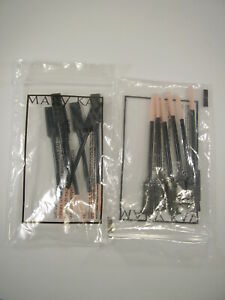 MARY KAY LASH LOVE Mascara Sampler Wands - TWO (2) Packs of 6 - Fresh New