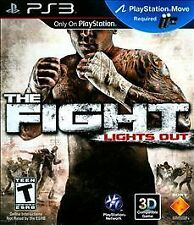 The Fight: Lights Out PlayStation 3 PS3