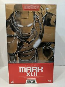Hot Toys 1/6 Iron Man 3 Mark 42 MK XLII MMS197D02 Diecast