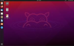 Ubuntu 21.04 Latest Version Installed Virtual Machine  for Windows MacOS