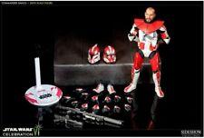 Sideshow Star Wars Clone Commander Ganch