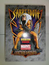 Bowen Designs Modern Sabretooth Full Size Statue 297/1500 MIB