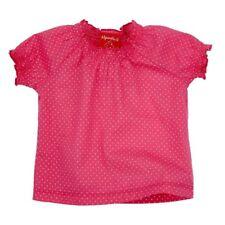 Bondi Unterziehshirt Baby Shirt pink oder weiß Babybluse Trachtenbluse
