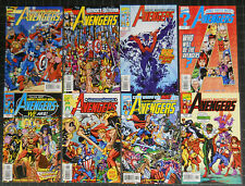 AVENGERS HEROES RETURN 1998 #1 TO 43 NM  COMP. GEORGE PEREZ !!