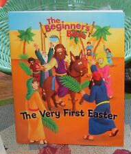 HOBBY LOBBY THE BEGINNER'S BIBLE THE VERY FIRST EASTER PAPER BOOK
