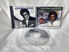 Johnny Mathis Sings The Standards, Winter Wonderland, Super Hits 3 CDs    cd6071