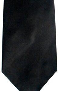 "Stacy Adams Men's Polyester Tie 59"" X 4"" Black"