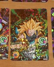 DRAGON BALL Z GT DBZ DBS HEROES GOD MISSION CARD PRISM CARTE HGD3-CP6 JAPAN NM