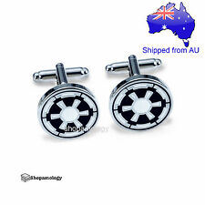Star Wars New Galactic Order Imperial Crest Novelty Cufflinks