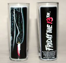 FRIDAY THE 13th Horror Movie Series Jason Voorhees SHOOTER SHOT GLASS SET 2 Pcs