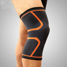 Elastic Sport Knit Knee Patella Support Brace Arthritis Compression Sleeve SFC