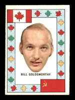 1972 O-Pee-Chee Team Canada #12 Bill Goldsworthy  EXMT X1422106