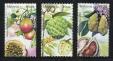 MALAYSIA 2013 RARE FRUITS SERIES IV COMP. SET OF 3 STAMPS IN MINT UNUSED MNH