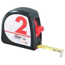 Mètre à ruban 2 M boitier ABS - DELA.25.00