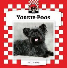 Yorkie-Poos (Checkerboard Animal Library: Dogs)-ExLibrary
