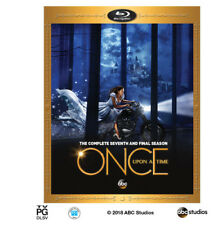 ONCE UPON A TIME -  SEASON 7  -  Blu Ray - Sealed Region free