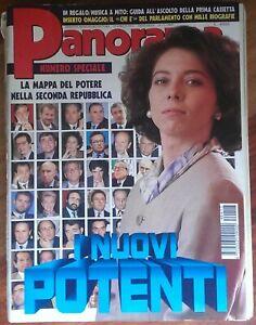 Panorama 1994 n°1463 Jannacci Generazione X Western Pico della mirandola Gardala