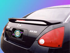 Painted Custom Style Spoiler - Fits the 2004 2005 2006 2007 Nissan Maxima