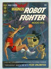Magnus Robot Fighter 4000 A.D. #19 August 1967 VG+