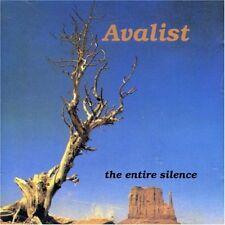 Avalist Entire silence (6 tracks)  [CD]
