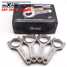 Connecting Rods Bielle H beam per Nissan FJ20 140mm Conrods  Bielle ARP 2000