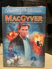 MacGyver - The Complete Second Season, New Dvd Sealed Richard Dean Anderson