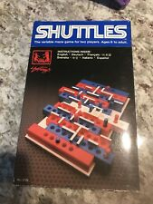 Vintage 1986 SHUTTLES Discovery Toys Board Learning Strategy Game RARE No. 1776