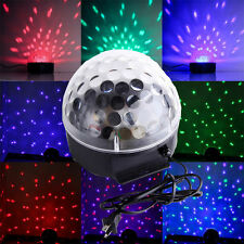 DJ Disco Party Projektor Lichteffekte LED RGB Stage Show Laser Bühnenbeleuchtung