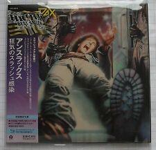 ANTHRAX - Spreading The Disease JAPAN SHM MINI LP CD OBI NEU! UICY-94510