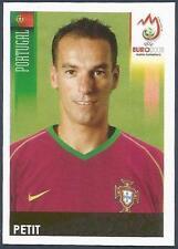 PANINI EURO 2008- #113-PORTUGAL-PETIT