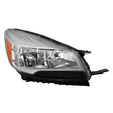 Ford 13-16 Escape Chrome Housing Replacement Headlight Passenger/ Right Side