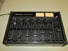 Realistic Stereo Audio Mixer 32-1210