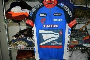 Ultima Size 4 Cycling Jersey Trek USPS United States Postal Service Fresca