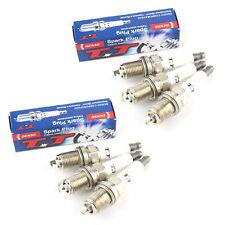 6x Genuine Denso TT Nickel Twin Tip Spark Plugs - Part No. K16TT / 4603
