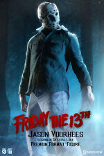 Sideshow Jason Voorhees Legend of Crystal Lake Premium Format Statue Sealed New