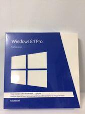 Microsoft Windows 8.1 Pro Full Version_32/64-bit_FQC-06913__Brand New