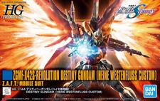 Gundam Seed Destiny 1/144 HGCE HGUC #226 Destiny Gundam Heine Westenfluss Colors