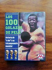 Los 100 golazos de Pelé  1989 VHS x 2